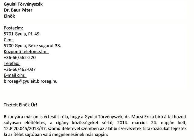 Gyulai Törvényszék