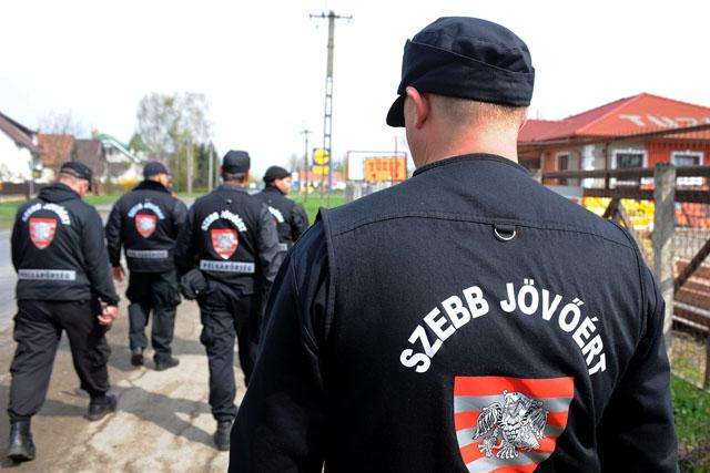 Közbiztonság - Polgárőrök járőröznek Hajdúhadházon