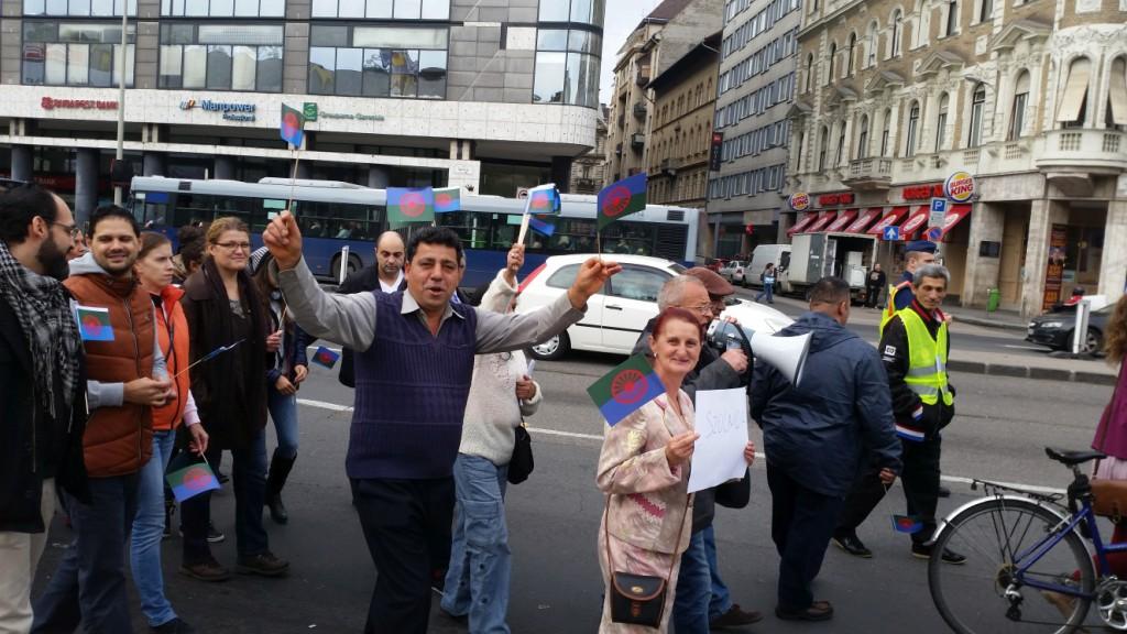 Roma Büszkeség Napja 2015